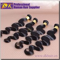 Wholesale Brazilian body wave 18 20 22 inch 3pcs lot Wholesale virgin brazilian wavy hair