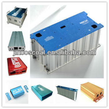 6063/6060 Extruded Aluminum Alloy Case