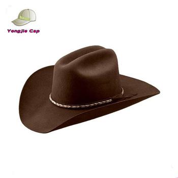 ecf8a27d8 100% Australian Wool Felt Waterproof Cowboy Hat - Buy Cowboy  Hats,Waterproof Cowboy Hat,Felt Waterproof Cowboy Hat Product on Alibaba.com