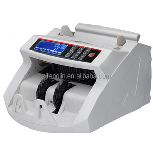 FJ-2819 automatic paper counting machine/value counter note/currency counting money counter