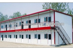 2013 Two-storey Prefab House
