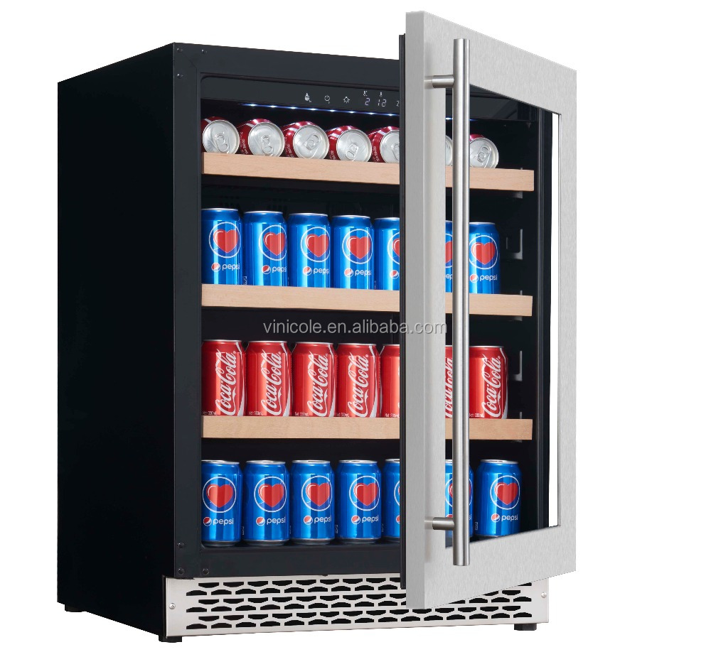 New Quiet Operation Wine Cooler Cellar Chiller Refrigerator/Beverage cooler