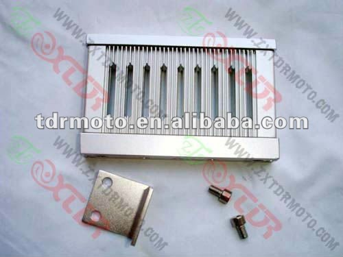 2012 new model aluminum oil cooler kits for dirt bikes and motorcycles