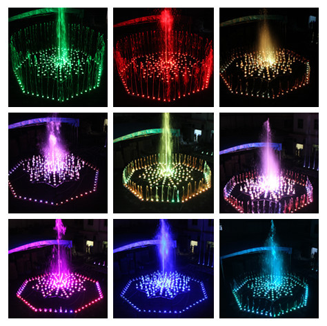 Stainless Steel 12 Volt Submersible Led Fountain Lights With Ip 68 ...