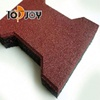 25mm Thick Rubber Mat Flooring For Park