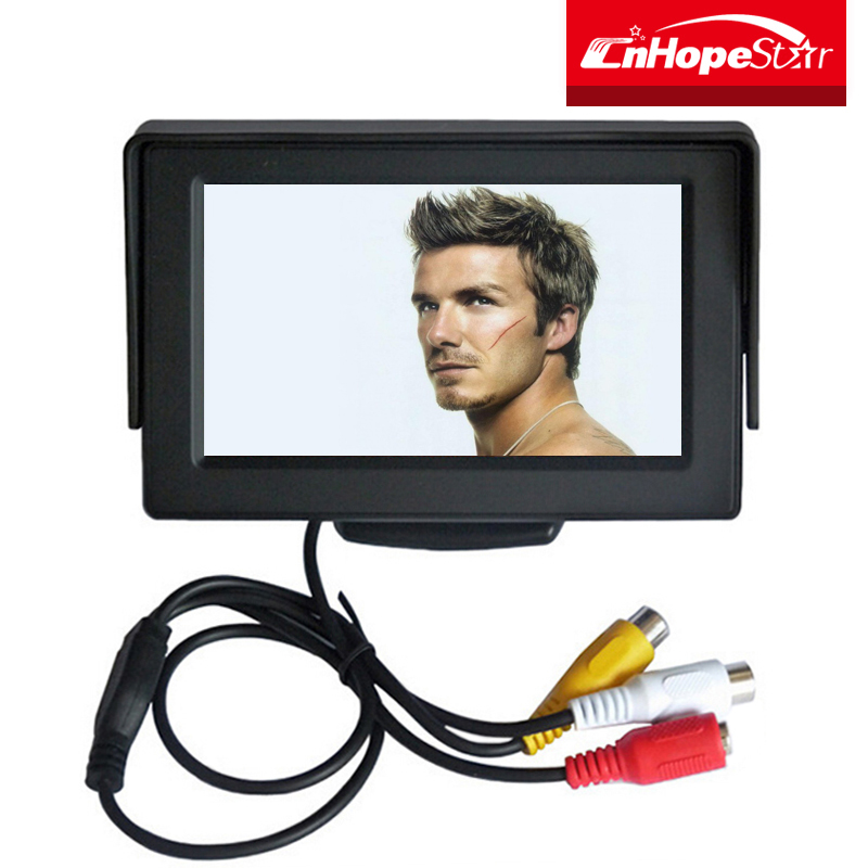 2.5 inch lcd monitor with rca video input