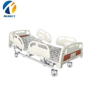 AC-EB044 china supplier Hospital furniture hospital electrical general use and commercial use specific bed for sale in ghana
