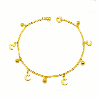 Best Ing Products Gold Jewellery Dubai Stainless Anklet Bracelet