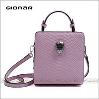 Alibaba China Bags Women Handbags Supplier Real Leather Shoulder Bag Lady Gift Bags Online Shopping