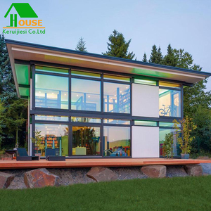 prefab wooden container green house/home/villa