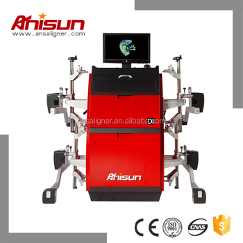 portable alignment machine