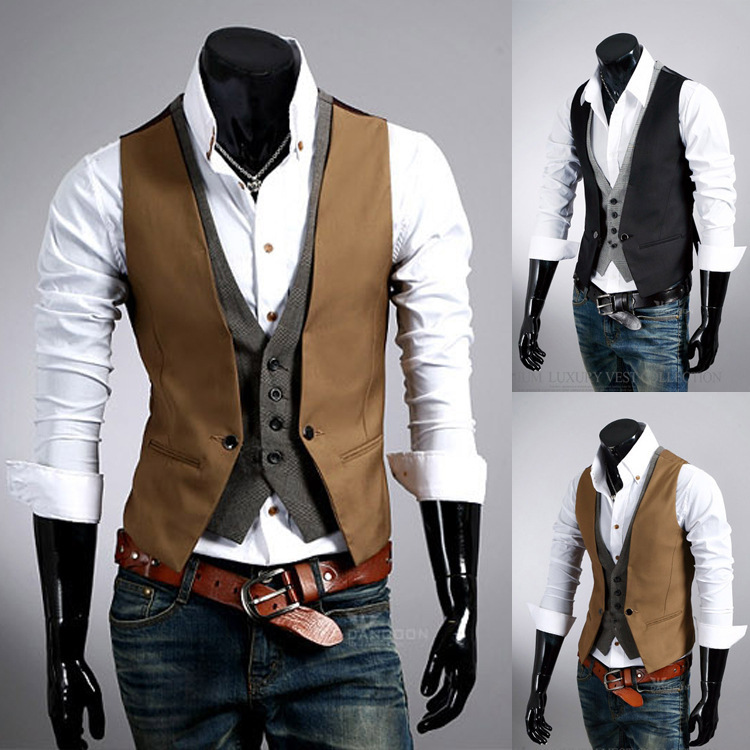 Find great deals on eBay for casual waistcoats men. Shop with confidence.