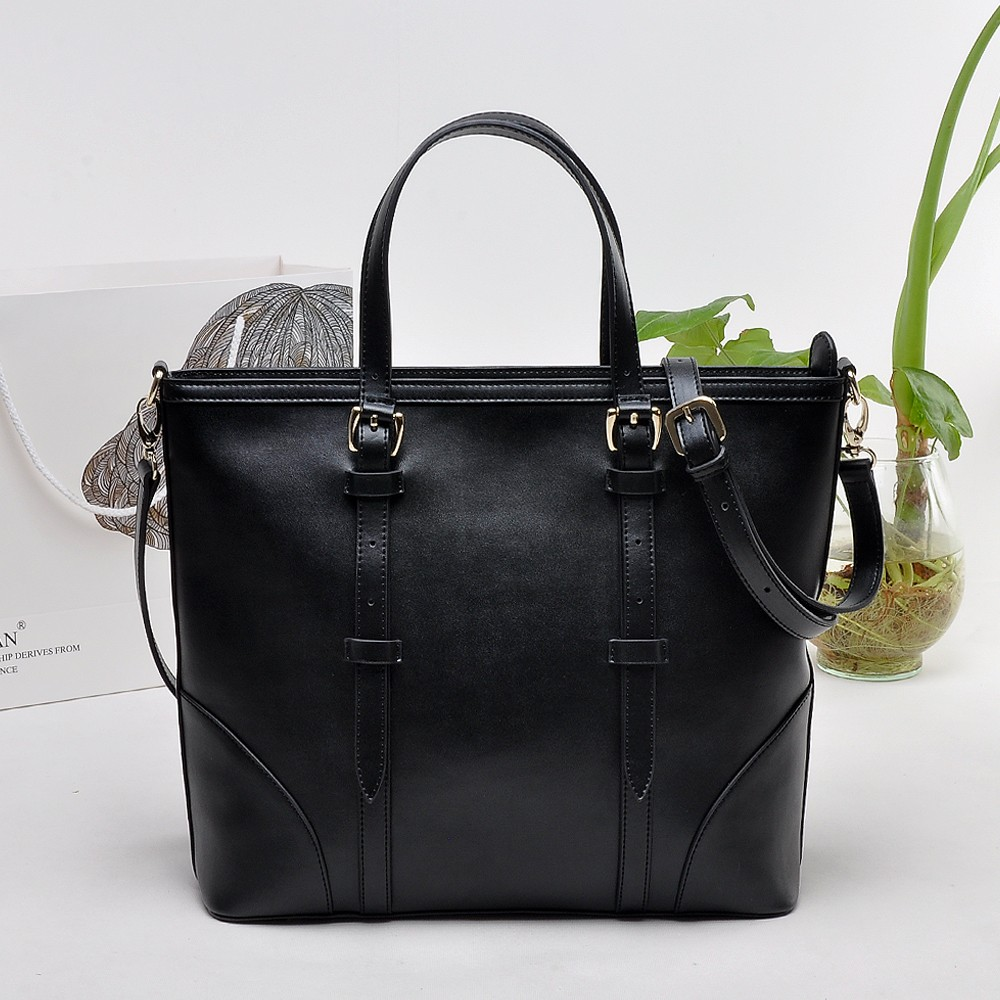 China Manufacturer Elegance/Classical Wholesale Genuine Leather Handbags For Women Small MOQ/OEM/ODM