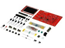 "DSO 138 DIY KIT Open Source 2.4"" TFT 1Msps Digital Oscilloscope Kit with DIY parts + Probe 13803K"