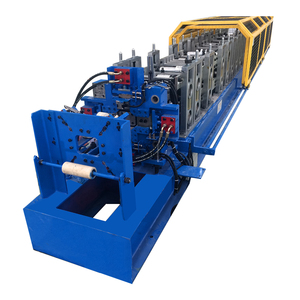 2016 yufa downspout square pipe cold roll forming machine