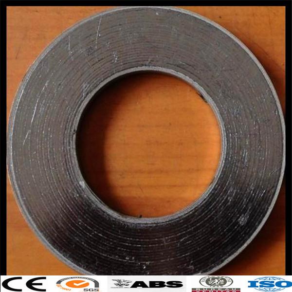 Basic Type/inner/outer/inner&outer Ring Graphite/ptfe Filler Spiral Wound  Gasket - Buy Basic Type Spiral Wound Gasket,304 Inner Ring Graphite Filler