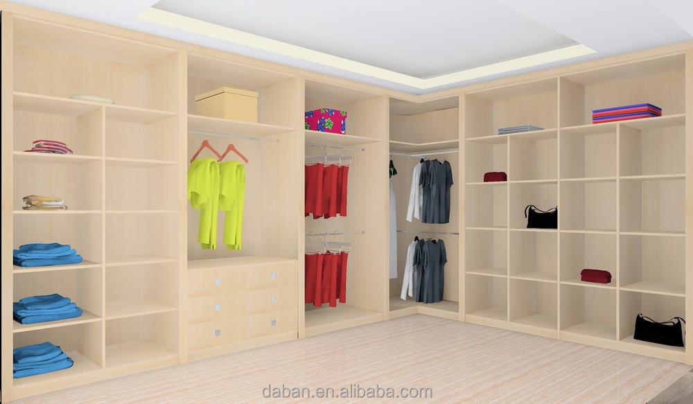 Para puertas corredizas armario gabinete de dise o a for Cuarto con walking closet