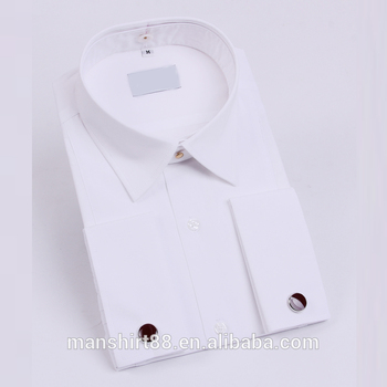 83724272a1 New Shirt Design Detachable Collar And French Cuff Dress Shirts For ...