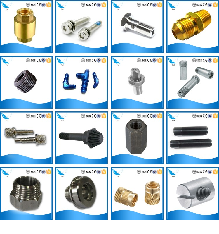 Iso9001 Customized Mass High Precision Metal Accessories Names Spare