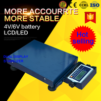 200kg bluetooth platform industrial electronic scales