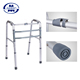 Lightweight Aluminum Folding Reciprocating Rollator Walker for the Elderly and Disabled