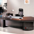 Luxury boss office furniture office desk set