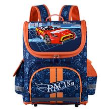 New 2016 Boys Schoolbags Kids Satchel Child School Backpack EVA Folded Orthopedic Children School Bags For Boys Mochila Infantil