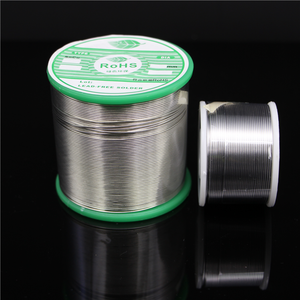 Mechanical welding materials little residue no clean 1mm diameter lead free wire solder