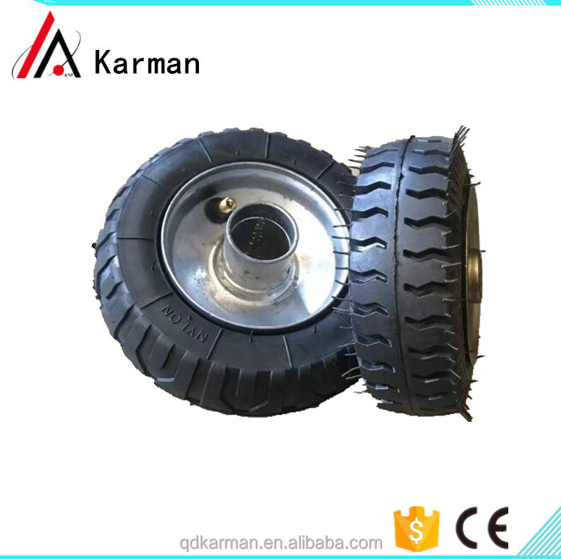 6X2 rubber pneumatic tyre small rubber toy tire