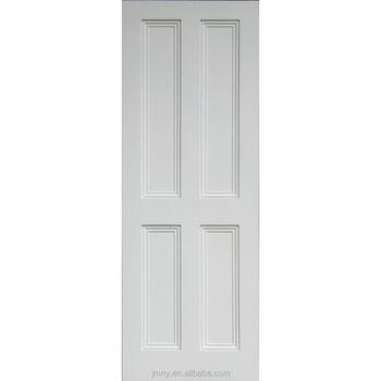 White Paint Color China Supplier Solid Wood 4 Panel Door Interior Door    Buy Wood Panel Door Design,6 Panel Interior Door,Interior Solid Wooden  Doors ...