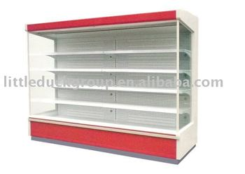 Refrigerated Display Case with LED light