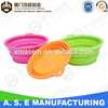 Custom Non-toxic silicone rubber pet bowl and pet toy electrical conductive silicone ink