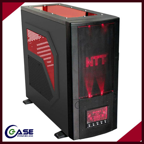 The newest branded computer cabinet with power supply