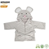 Fashion Children's Cute Baby Pajamas Animals Kids Towel Bathrobe