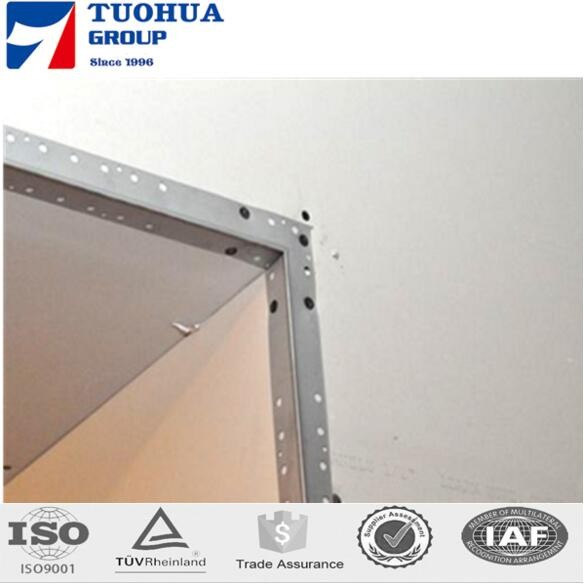 Wall protecting corner bead expanded metal buy drywall - Planchas yeso carton ...