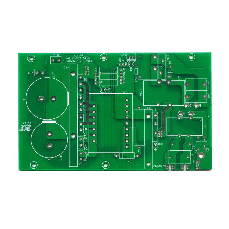 Smart home single layer pcb Fabricage Fabrikant