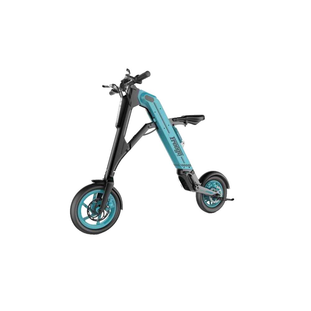 China Fashion Cheap Fast Adult Folding Electric Motorcycle