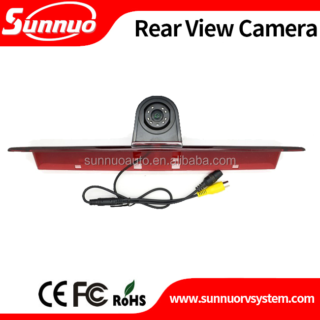 Sony/CMOS di Visione Notturna Impermeabile Sprinter Van Rear View Camera
