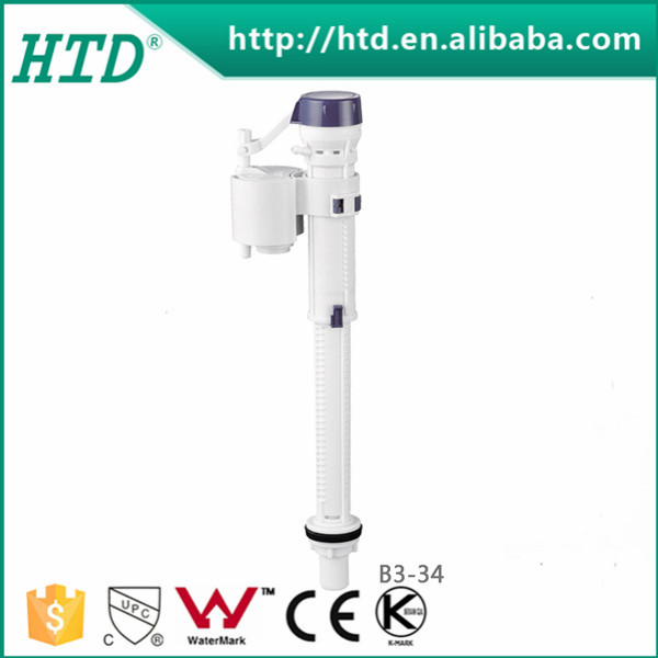 Powerful Water Saving Siphon Type Toilet Cistern Flush Mechanism
