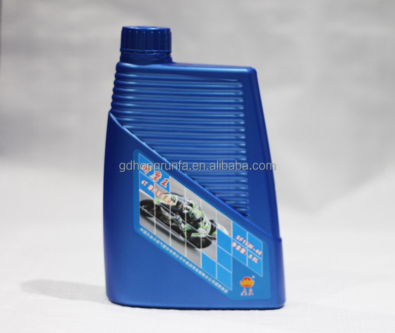 1000ml HDPE Plastic Oil Lubricant Bottle