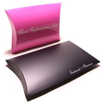 Hot Pink Pillow paper box