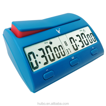 Leap multifunction chess clock for chess game