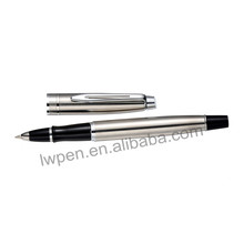 office & school stationery supplies chrome roller pens for business gift