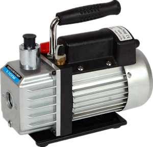 small electric oil 1 stage rotary vane refrigerator compressor vacuum pump XP-115 r410a /r22a/r134a