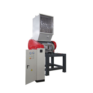 Big capacity fast recycle waste plastic grinder machine