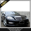 W221 For AMG style car bumper body kits For Mercedesbenz S-class S65 S63 Body Kit auto parts