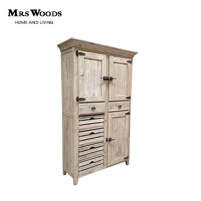 reclaimed wood 2 layer 3 door 4 drawer kitchen cabinet buy cheap china kitchen drawer cabinet products find china      rh   m alibaba com