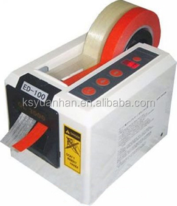 ptfe film adhesive tape dispenser/auto tape dispenser ED-100 with factory price