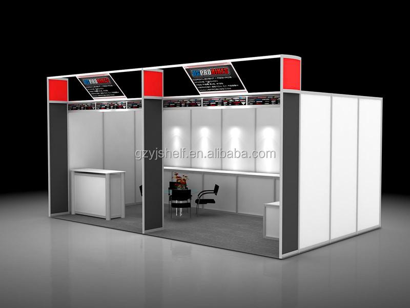 Aluminium Modular Exhibition Stands : China exhibit booth design exhibition equipment