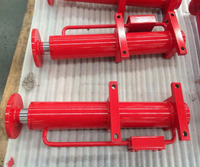outrigger hydraulic cylinder for crane